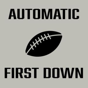 Automatic First Down