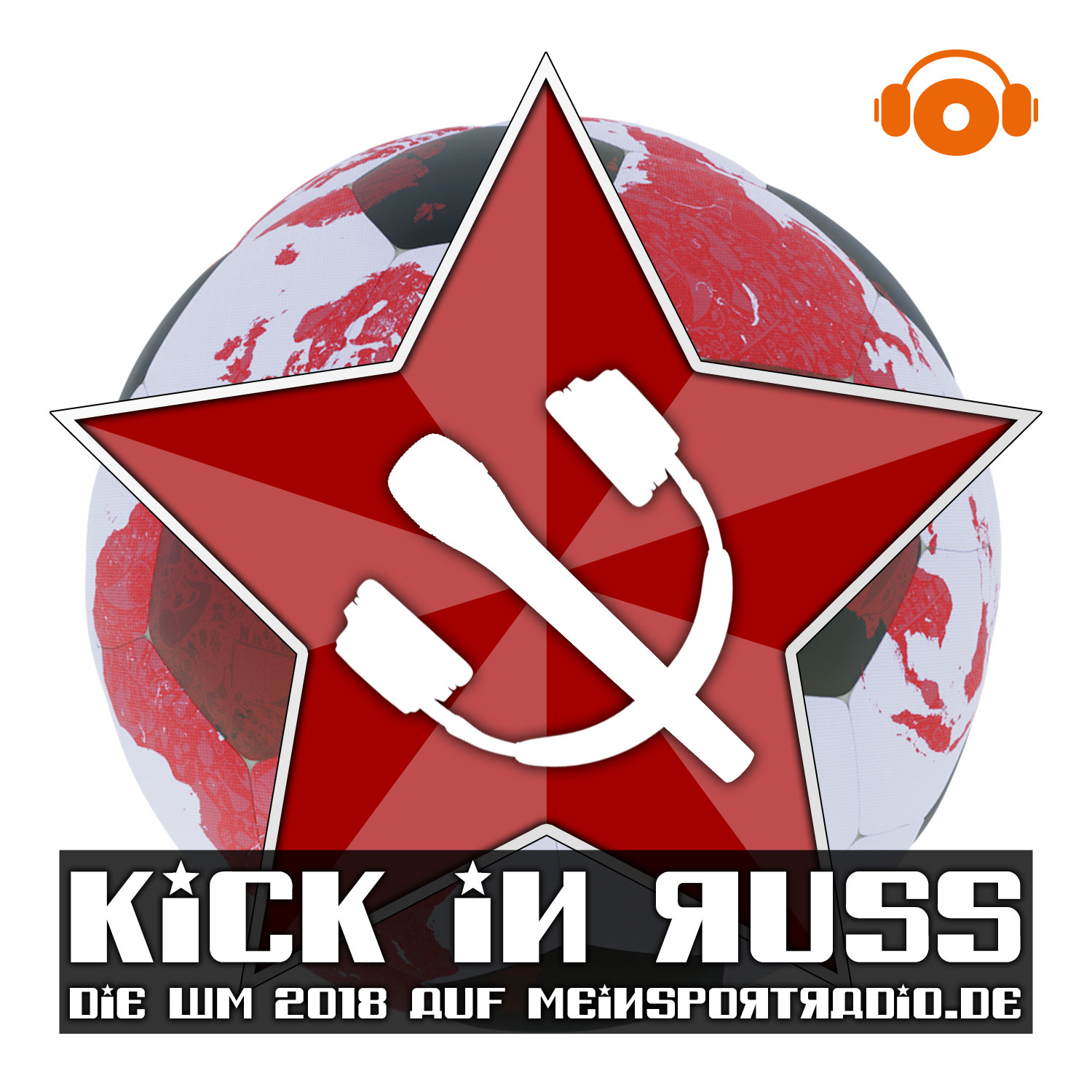 Kick in Russ - Die WM 2018