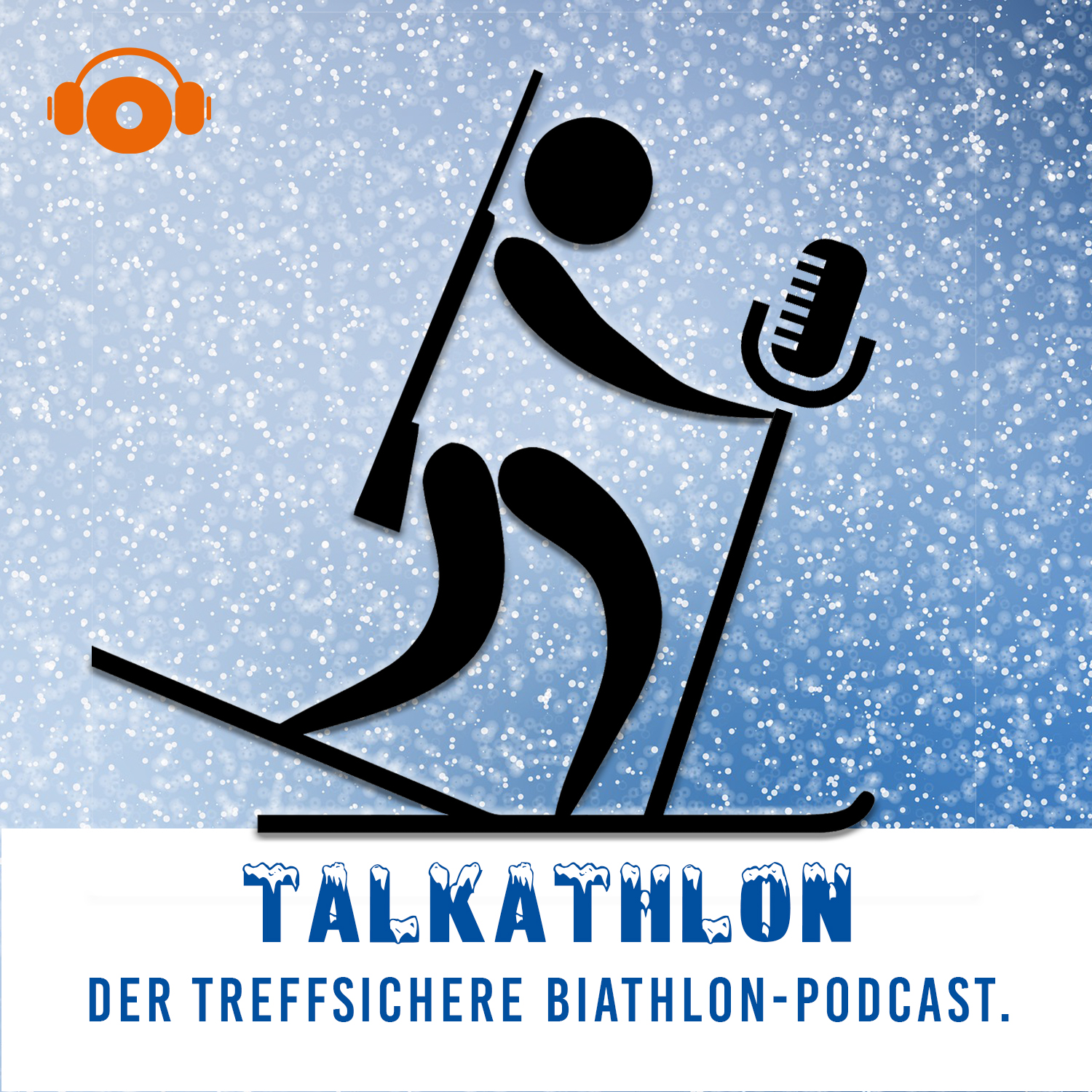 Talkathlon - Der treffsichere Biathlon-Podcast.