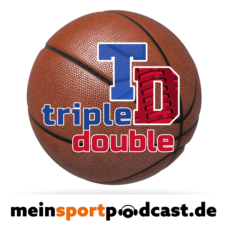 Triple Double - NBA Basketball Podcast